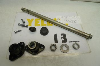 TRIUMPH STREET TRIPLE R 675   REAR SWINGING ARM PIVOT BOLT ASSEMBLY (CON-B)